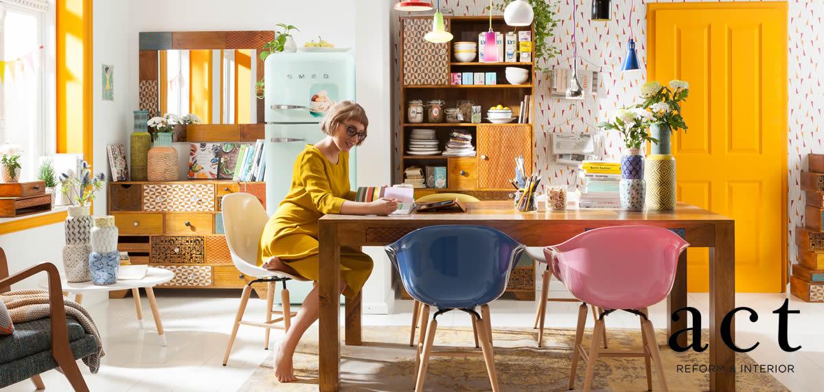 高価で退屈な家具を経験するには人生は短すぎる。