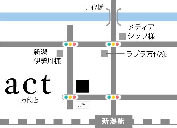 万代店地図